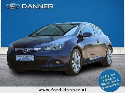 gebraucht Opel Astra GTC 1,6 SIDI Turbo Ecotec Sport ( VOLLAUS... Limousine