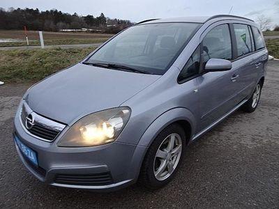 brugt Opel Zafira Style 1,9 CDTI Kombi / Family Van,