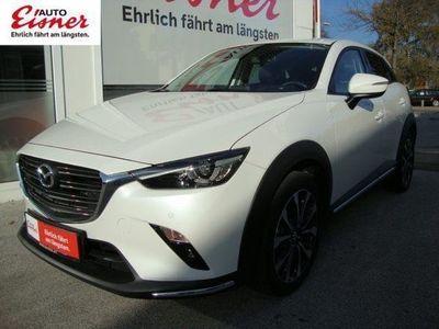 gebraucht Mazda CX-3 G121 Revolution Automatik inkl.Winterräder