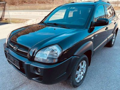 gebraucht Hyundai Tucson 2,0 CRDi VGT 4WD DPF