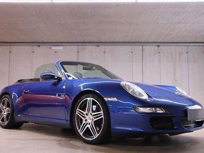 gebraucht Porsche 911 Carrera S Cabriolet 911 Urmodell *INDIVIDUAL*EIN TRAUM*