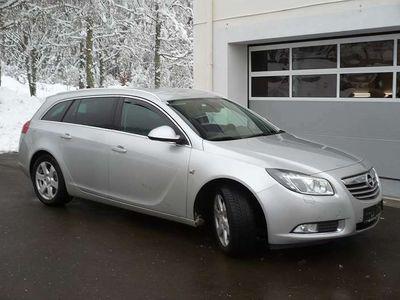 gebraucht Opel Insignia ST 2,0 Sport CDTI DPF Aut. Kombi / Family Van