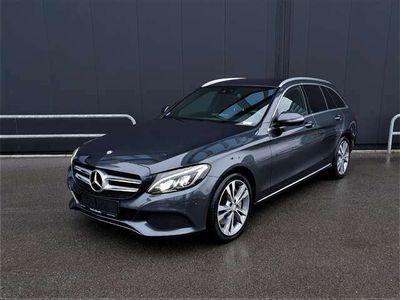 gebraucht Mercedes C350e PHEV T Avantgarde / Aut./ Comand NAVI/ AIRMATIC
