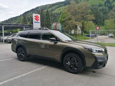 gebraucht Subaru Outback 2,5i Adventure
