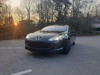 gebraucht Peugeot 407 Coupe Sportwagen / Coupé