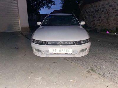 gebraucht Mitsubishi Galant ea0 2.0l Limousine