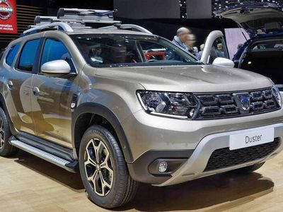 gebraucht Dacia Duster Blue dCi 115 Comfort 4WD