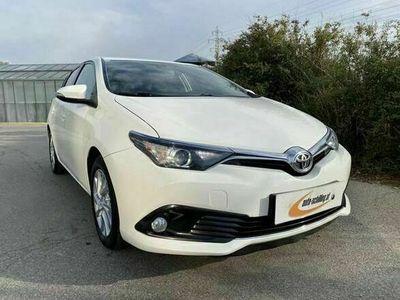 gebraucht Toyota Auris 1,6 D-4D Edition 45 SR+WR 1.Besitz