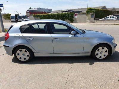 gebraucht BMW 118 1er-Reihe D Klein-/ Kompaktwagen
