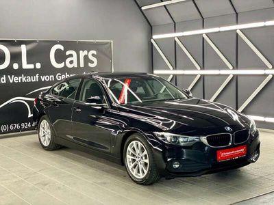 gebraucht BMW 420 Gran Coupé 4er-Reihe Advantage *LED*NAVI*KEYLESS*
