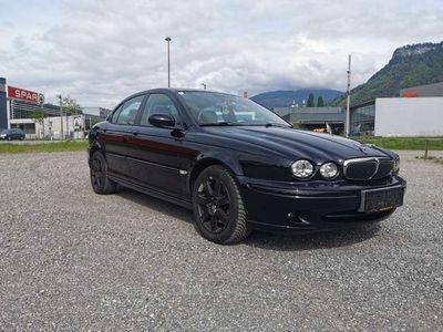 gebraucht Jaguar X-type 2,0 Ds.   FINANZIERUNG