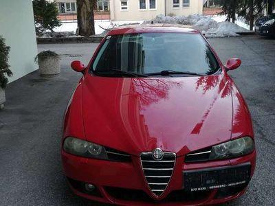 gebraucht Alfa Romeo 156 2,4 JTD 20V Limousine