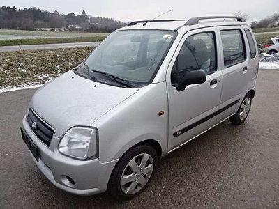 gebraucht Suzuki Wagon R+ 1,3 GL DDiS Ds.
