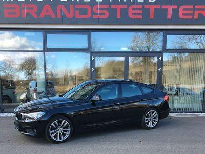 gebraucht BMW 320 Gran Turismo 3er-Reihe d Österreich-Paket Aut. Limousine
