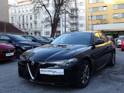 gebraucht Alfa Romeo Giulia Super 2,2 180 AT RWD Limousine