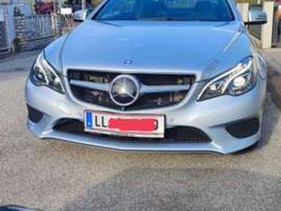 gebraucht Mercedes E350 BlueTEC Coupe 7G-TRONIC