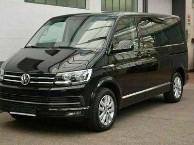 gebraucht VW Multivan 2.0TDI Highline ACC 7-Sitzer Kleinbus