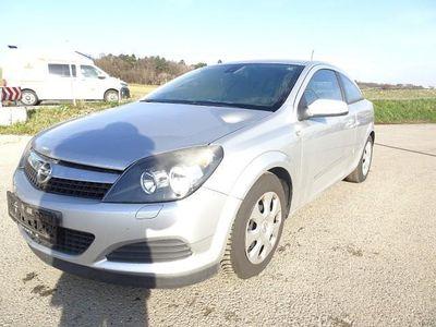 gebraucht Opel Astra GTC Astra 1,4Edition Limousine