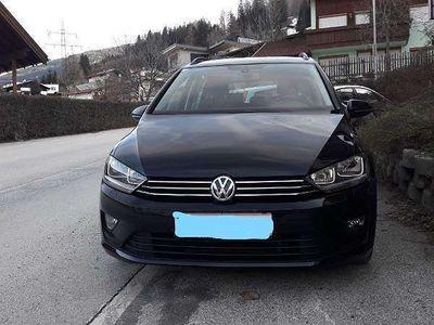 gebraucht VW Golf Sportsvan 1,6 TDI BMT Rabbit