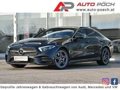 gebraucht Mercedes CLS350 d 4MATIC Aut. AMG-Line/Fahrpaket/Multibeam/Comand
