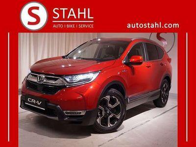 gebraucht Honda CR-V 2,0 i-MMD Hybrid Lifestyle Aut. Navi   Auto Sta...