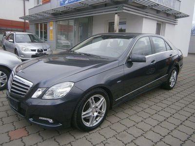 gebraucht Mercedes E250 E-KlasseCGI BlueEfficiency Avantgarde Aut. Limousine