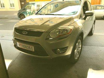 brugt Ford Kuga 2,0 Titanium 4x4 TDCI DPF