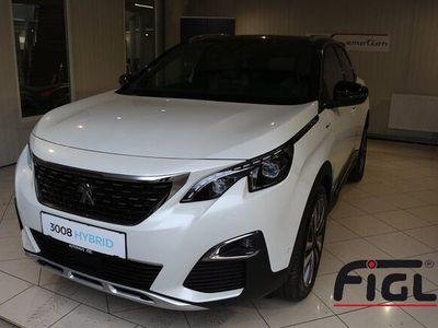 gebraucht Peugeot 3008 Hybrid4 300 e-EAT8 GT
