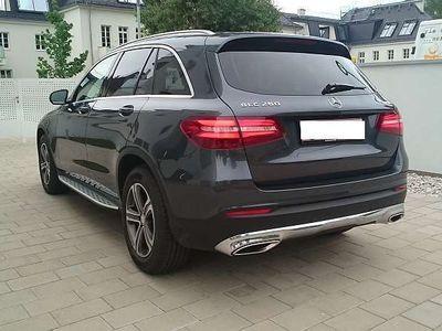gebraucht Mercedes 250 GLC-Klasse4MATIC 9G TRONIC SUV / Geländewagen
