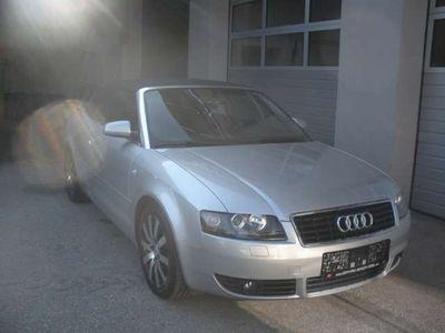 gebraucht Audi A4 Cabriolet 2,5 TDI Multitronic