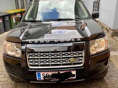gebraucht Land Rover Freelander TD 4.e