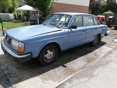 used Volvo 240 Serie 200B19A Limousine,