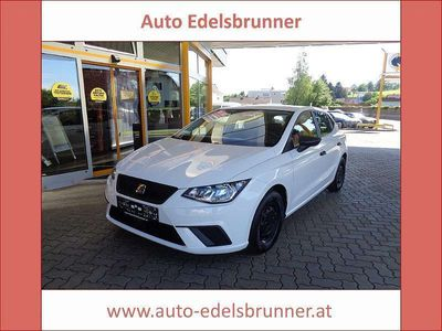 gebraucht Seat Ibiza 1,0 Reference**TOUCH*BLUETOOTH*USB** Limousine