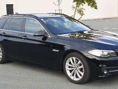gebraucht BMW 520 5er-Reihe Kombi Diesel (F11 LCI) Touring Österre