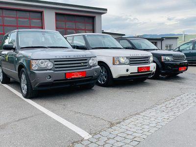 gebraucht Land Rover Range Rover 3,6 TdV8 Vogue DPF