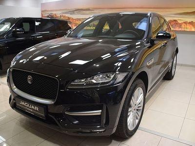 gebraucht Jaguar F-Pace 25d AWD R-Sport Aut. SUV / Geländewagen,