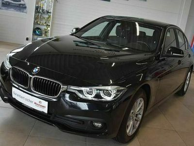 gebraucht BMW 316 3er-Reihe d Aut. Limousine