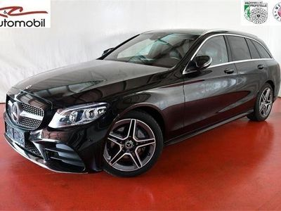 used Mercedes C220 d T-Modell AMG Line