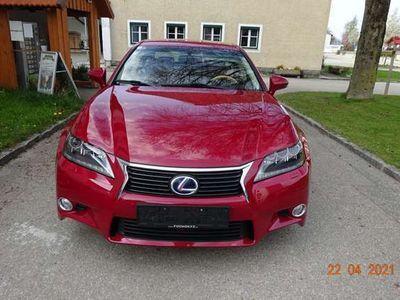 gebraucht Lexus GS450H President Aut. Top !!!