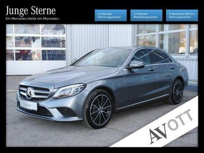 gebraucht Mercedes C220 d Avantgarde, LED, AMG-Line, uvm...