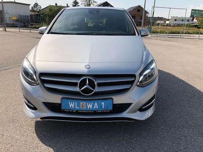 gebraucht Mercedes B180 B-KlasseCDI Aut. Urban Limousine,