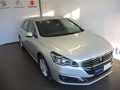 used Peugeot 508 SW 1,6 BlueHDI 120 S&S EAT6 Active