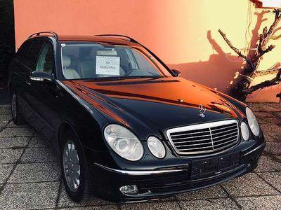 gebraucht Mercedes E280 CDI Avantgarde Limousine