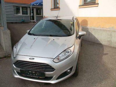 gebraucht Ford Fiesta aus Schwarzach - 92 kW und 112000 km