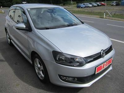 gebraucht VW Polo Trendline BlueMotion/BMT V (6R1)