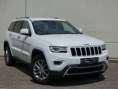 gebraucht Jeep Grand Cherokee 3,0 V6 CRD Limited SUV / Geländewagen