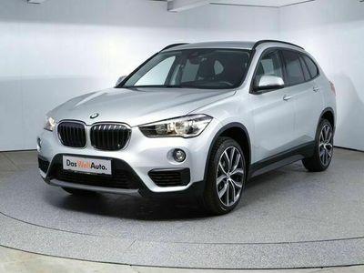 gebraucht BMW X1 sDrive18d Advantage Aut.