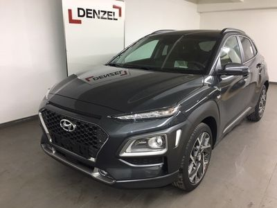 gebraucht Hyundai Kona Hybrid Level 4 1,6 GDi 2WD DCT k0h40