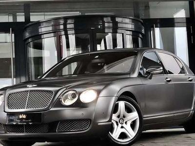 gebraucht Bentley Flying Spur 6.0 W12 BI-TURBO 560PS * 4 SITZER *REAR SEAT *