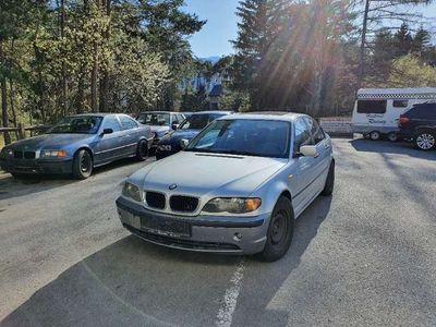gebraucht BMW 320 3er-Reihe Diesel (E46)